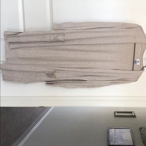 Old Navy Long Neutral Cardigan